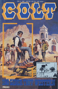 Cover Thumbnail for Colt (Semic, 1978 series) #4/1987