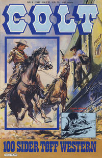 Cover Thumbnail for Colt (Semic, 1978 series) #6/1987