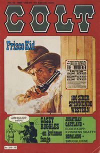 Cover Thumbnail for Colt (Semic, 1978 series) #10/1980