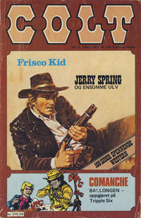 Cover Thumbnail for Colt (Semic, 1978 series) #4/1981