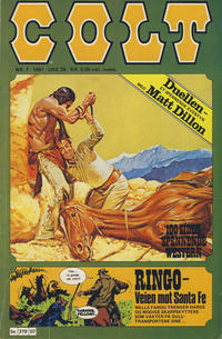 Cover Thumbnail for Colt (Semic, 1978 series) #7/1981