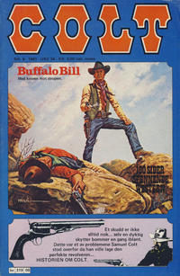 Cover Thumbnail for Colt (Semic, 1978 series) #8/1981