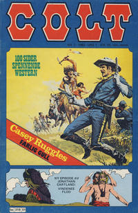 Cover Thumbnail for Colt (Semic, 1978 series) #1/1982