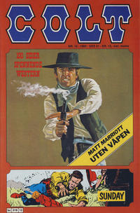 Cover Thumbnail for Colt (Semic, 1978 series) #12/1983
