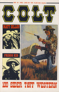 Cover Thumbnail for Colt (Semic, 1978 series) #10/1985