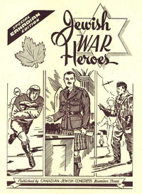 Cover Thumbnail for Jewish War Heroes (Canadian Jewish Congress, 1944 series) #3