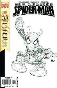 Cover Thumbnail for The Amazing Spider-Man (Marvel, 1999 series) #528 [Mike Wieringo Spider-Ham sketch retailer variant]