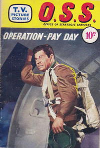 Cover Thumbnail for T. V. Picture Stories (Pearson, 1958 series) #OSS/3