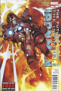 Cover Thumbnail for Invincible Iron Man (Marvel, 2008 series) #523