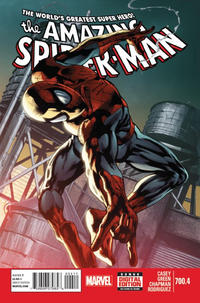 Cover Thumbnail for The Amazing Spider-Man (Marvel, 1999 series) #700.4