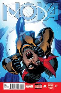 Cover Thumbnail for Nova (Marvel, 2013 series) #11