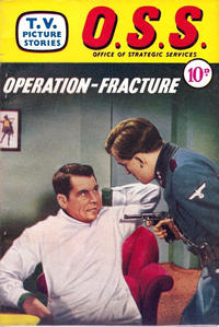 Cover Thumbnail for T. V. Picture Stories (Pearson, 1958 series) #OSS/2