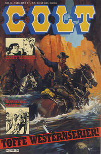Cover Thumbnail for Colt (Semic, 1978 series) #6/1988