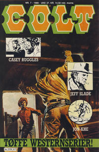 Cover Thumbnail for Colt (Semic, 1978 series) #7/1988