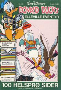 Cover Thumbnail for Donald Ducks Elleville Eventyr (Hjemmet / Egmont, 1986 series) #2