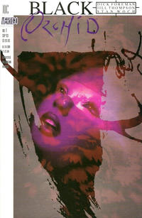 Cover Thumbnail for Black Orchid (DC, 1993 series) #1 [Standard Cover]