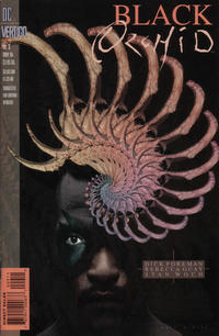 Cover Thumbnail for Black Orchid (DC, 1993 series) #9