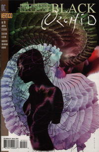 Cover Thumbnail for Black Orchid (DC, 1993 series) #10