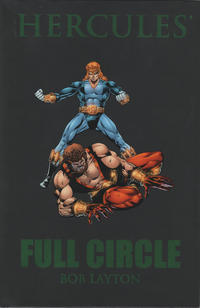 Cover for Hercules: Full Circle (Marvel, 2009 series)  [Premiere Edition]