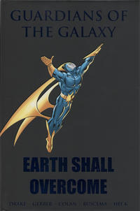 Cover Thumbnail for Guardians of the Galaxy: Earth Shall Overcome (Marvel, 2009 series)