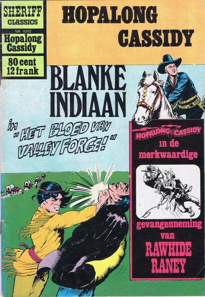 Cover for Sheriff Classics (Classics/Williams, 1964 series) #9202