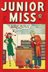 Cover for Junior Miss (Bell Features, 1948 series) #35