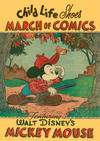 Cover Thumbnail for March of Comics (1946 series) #27 [Child Life Shoes variant]