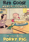 Cover Thumbnail for March of Comics (1946 series) #57 [Red Goose variant]