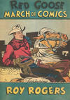 Cover Thumbnail for March of Comics (1946 series) #68 [Red Goose variant]