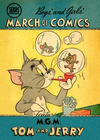 Cover Thumbnail for March of Comics (1946 series) #70 [Sears Boys' and Girls' variant]