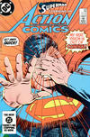 Cover Thumbnail for Action Comics (1938 series) #558 [Direct]