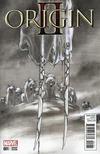 Cover for Origin II (Marvel, 2014 series) #1 [Adam Kubert Sketch Variant]
