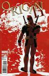 Cover for Origin II (Marvel, 2014 series) #1 [Deadpool Variant by Steve Lieber]