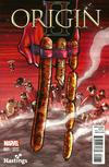 Cover for Origin II (Marvel, 2014 series) #1 [Hastings Deadpool Exclusive Variant]