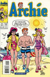 Cover for Archie (Archie, 1959 series) #511