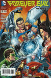 """Cover for Forever Evil (DC, 2013 series) #3 [Ethan Van Sciver """"Crime Syndicate"""" Cover]"""