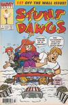 Cover Thumbnail for Stunt Dawgs (1993 series) #1 [Newsstand]