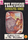 Cover for Television Favourites Comic (World Distributors, 1958 series) #5