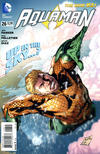Cover for Aquaman (DC, 2011 series) #26