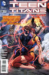 Cover for Teen Titans (DC, 2011 series) #26 [Direct Sales]
