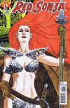 Cover for Red Sonja (Dynamite Entertainment, 2013 series) #6 [Variant Cover by Jill Thompson]