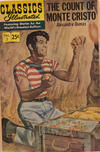 Cover for Classics Illustrated (Gilberton, 1947 series) #3 [HRN 166] - The Count of Monte Cristo