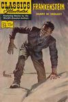 Cover for Classics Illustrated (Gilberton, 1947 series) #26 [HRN 167] - Frankenstein