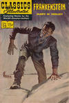 Cover for Classics Illustrated (Gilberton, 1947 series) #26 [HRN 167] - Frankenstein