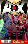 Cover for A+X (Marvel, 2012 series) #15