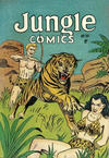 Cover for Jungle Comics (H. John Edwards, 1950 ? series) #39