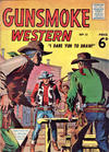 Cover for Gunsmoke Western (L. Miller & Son, 1955 series) #11