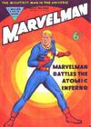 Cover for Marvelman (L. Miller & Son, 1954 series) #100