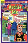 Cover for Archie and Me (Archie, 1964 series) #137