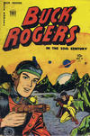 Cover for Buck Rogers (Superior Publishers Limited, 1951 series) #9
